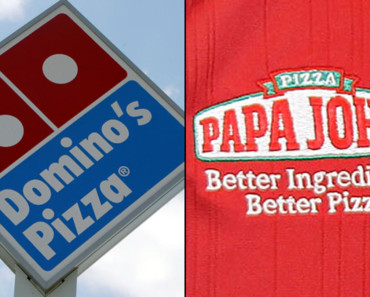 100 Gift Card to Papa Johns or Dominos