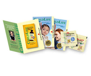 ChildLife Essentials Sample Pack