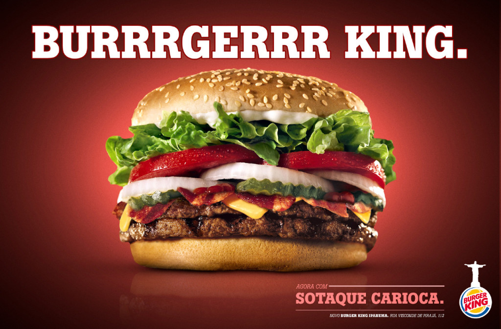 Get Burger King for a year
