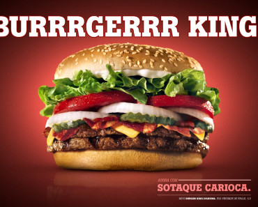 Win Burger King for a year