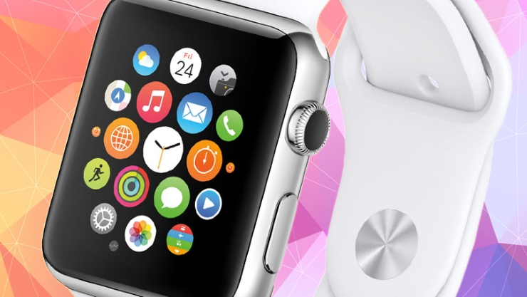 Get the Brand New Apple Watch