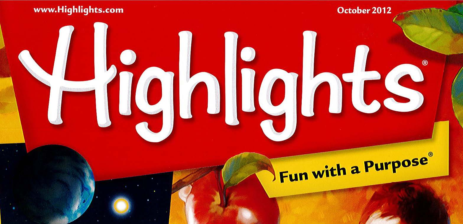 Free 3 Month Highlights Magazine Subscription