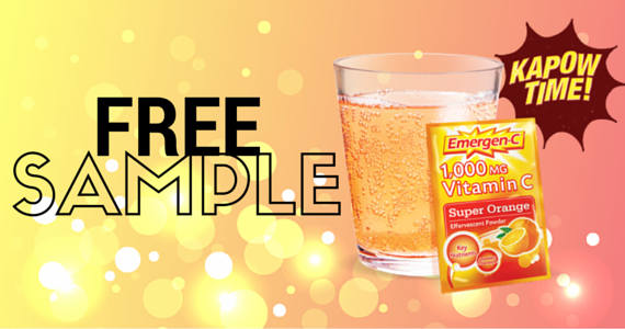 Free  Emergen-C Original, Immune+ & Emergen-Zzzz By Mail