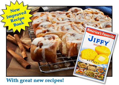 Free Jiffy Recipe Book By Mail