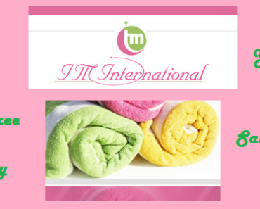 Free Microfiber Cloth Cleaning Glove By IMI Towels