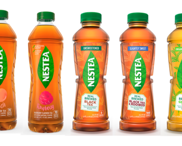 Free Nestea Iced Tea Sample