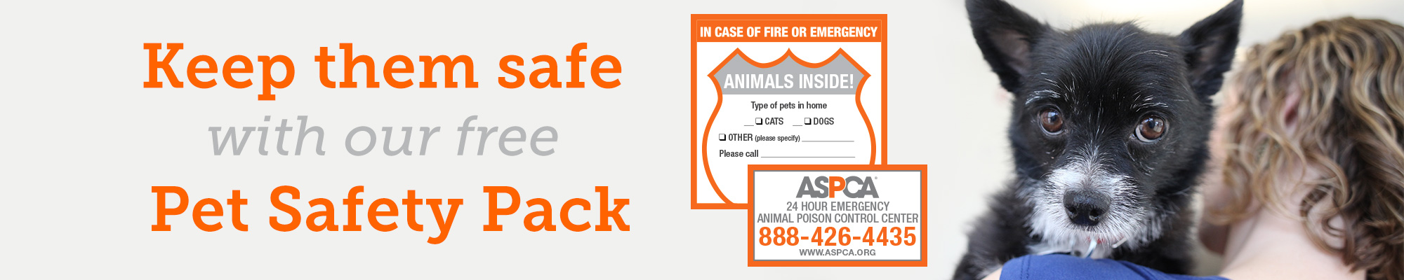 Free Pet Safety Pack From The ASCPA