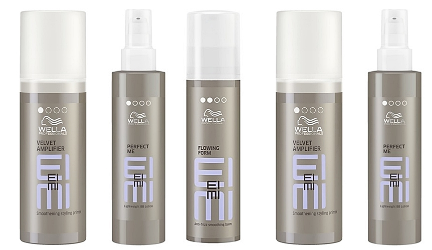 Free Sample Of An EIMI Hair Styling Product By Wella Professionals