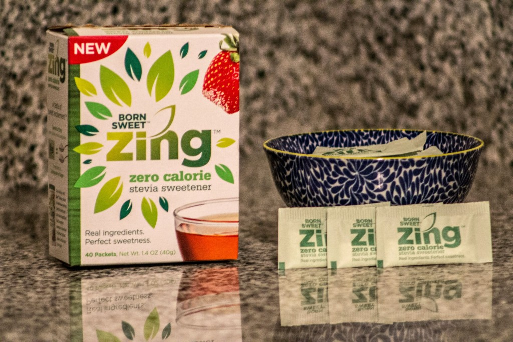 Free Sample Of Born Sweet Zing Stevia Sweetener