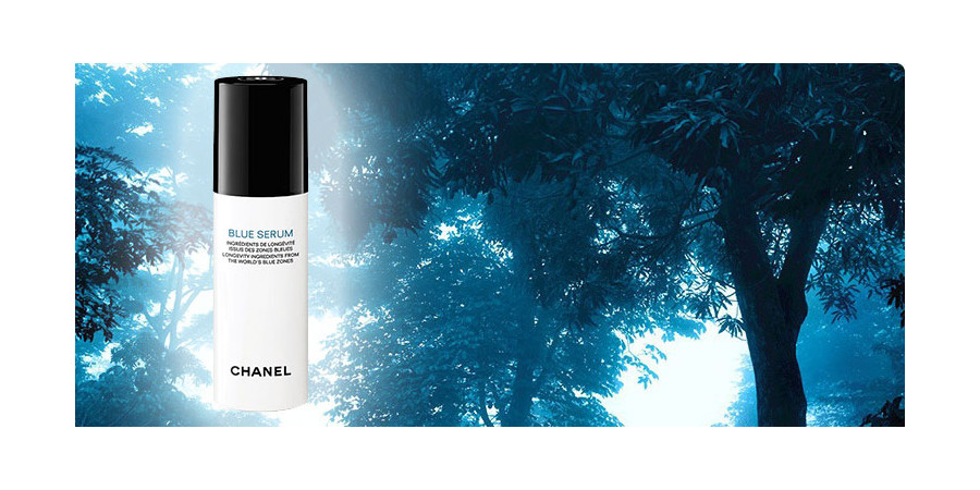 Free Sample Of Chanel Blue Serum By Mail