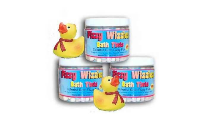Free Sample Of Fizzy Wizzies By Mail