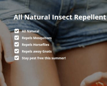 Free Sample Of Landers All Natural Insect Repellent By Mail