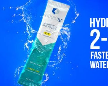 Free Sample Of Liquid IV Hydration Multiplier By Mail