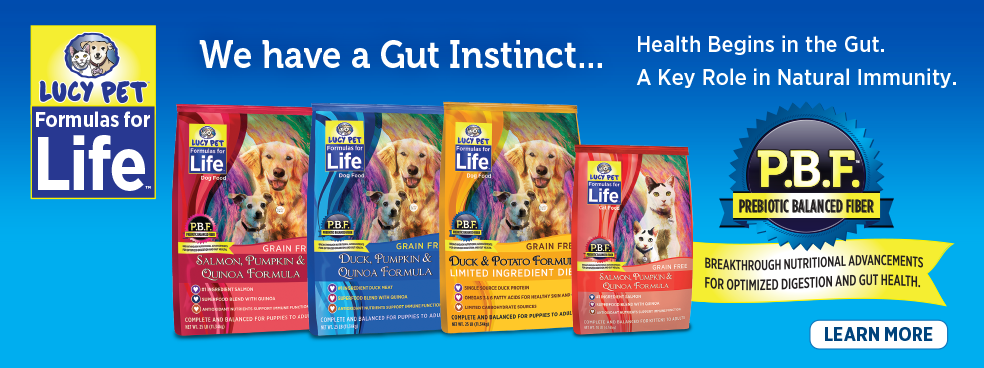 Free Sample Of Lucy Pet Formulas For Life Pet Food