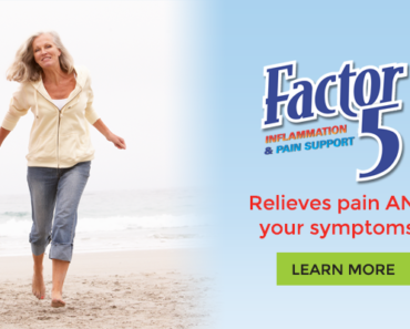 Free Sample Of Medfree Living Factor 5 By Mail