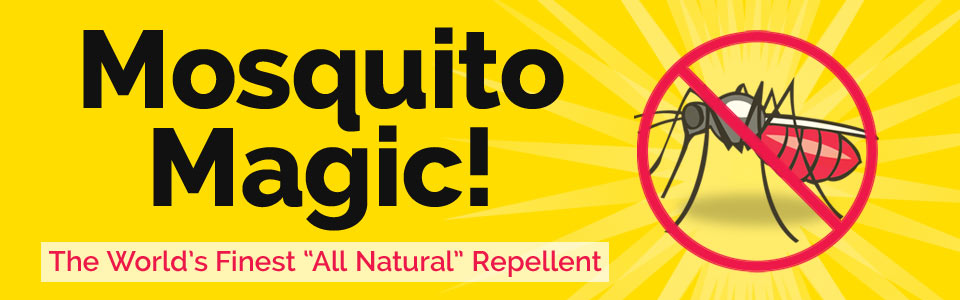 Free Sample Of Mosquito Magician Sprinkler Magician By Mail