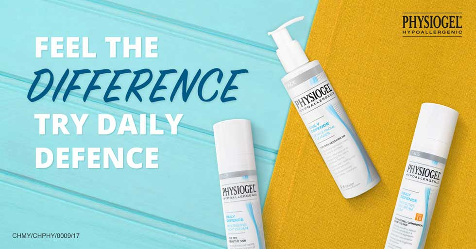 Free Sample Of Physiogel Daily Defence Facial Care By Mail
