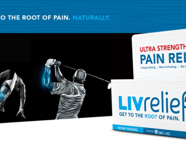 Free Sample of LivRelief Pain Relief Pain By Mail