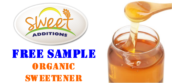 Free Sweet Additions Sweetener Sample