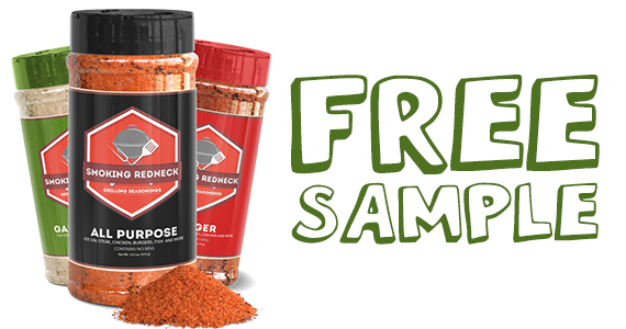 Smoking Red Neck Seasonings Sample By Mail