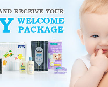 Free Baby Welcome Package From London Drugs By Mail