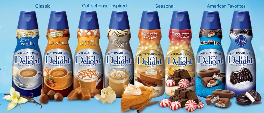 Free Creamer Sample Kit From International Delight By Mail