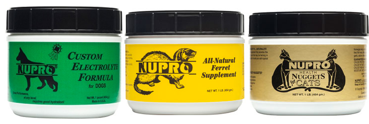 Free Sample Of Nupro All Natural Pet Health Supplements