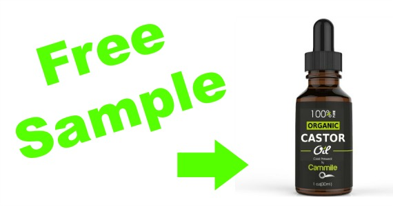 Free Sample Of Organic Castor Oil From M Coiffure Salon