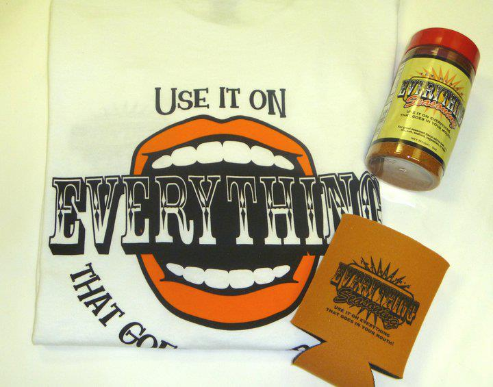 Free Sample Of Tex Blair's Everything Seasoning By Mail