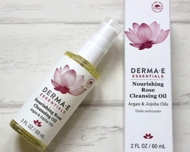 Nourishing Rose Cleansing Oil From Derma-E By Mail